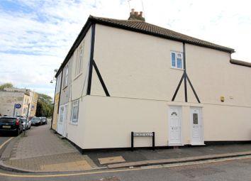 Thumbnail 1 bedroom maisonette for sale in West Street, Erith, Kent