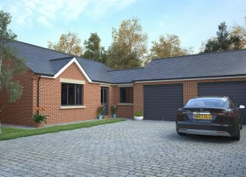 Thumbnail 3 bed detached bungalow for sale in Pit Lane, Pleasley, Mansfield