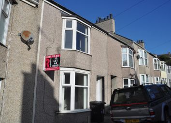 Thumbnail 2 bed property to rent in Lligwy Street, Holyhead