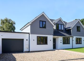 Thumbnail 5 bed detached house for sale in Rosebery Road, Tokers Green, Reading