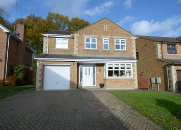 Thumbnail 4 bed detached house for sale in Aviemore Close, New Whittington, Chesterfield