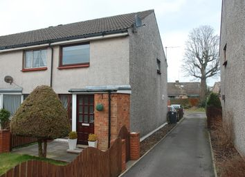 Thumbnail 2 bedroom end terrace house for sale in Calside Road, Dumfries