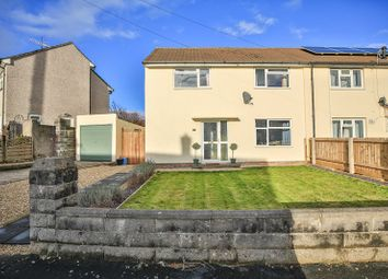 Thumbnail 4 bedroom semi-detached house for sale in Channel View, Bulwark, Chepstow