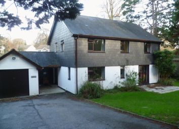 Thumbnail 4 bed detached house to rent in Blachford Road, Ivybridge