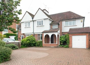 Thumbnail 4 bed semi-detached house for sale in London Road, Riverhead, Sevenoaks