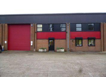 Thumbnail Warehouse to let in Unit 2 Wessex Park Estate, Bourne End