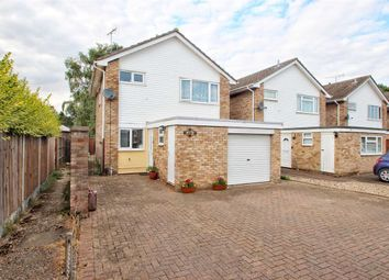 Thumbnail 3 bed detached house for sale in The Willows, Colchester