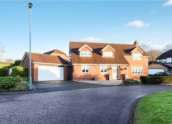 Thumbnail 4 bed detached house for sale in Pheasant Grove, Halewood, Liverpool