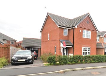 Thumbnail Detached house for sale in Lark Hill, Tyldesley, Manchester