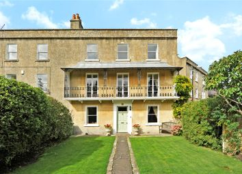 Thumbnail 6 bed terraced house for sale in Church Road, Combe Down, Bath