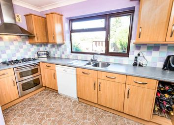 Thumbnail 4 bed detached house for sale in Beech Road, Branston, Lincoln