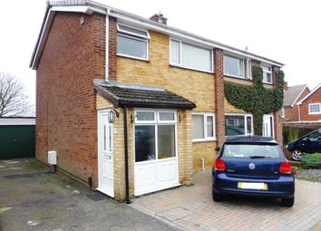 Thumbnail 3 bed semi-detached house for sale in Kempton Road, Ipswich