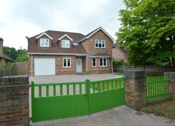 Thumbnail 5 bedroom detached house for sale in Sandy Lane, Wokingham