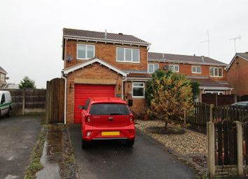 Thumbnail 3 bed detached house for sale in Colsterdale, Worksop