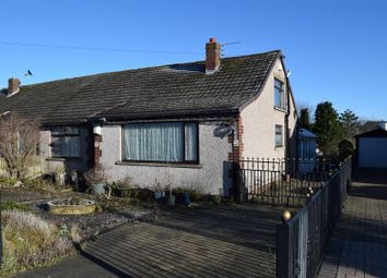 Thumbnail 3 bed semi-detached bungalow for sale in Greencroft Avenue, Northowram, Halifax
