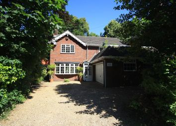 Thumbnail 4 bed detached house for sale in Sidmouth Avenue, Newcastle Under Lyme, Staffordshire