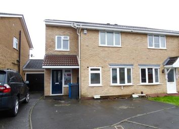Thumbnail 3 bedroom semi-detached house for sale in Creekmoor, Poole, Dorset
