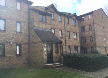 Thumbnail 1 bed flat to rent in Gartons Close, Ponders End, Enfield