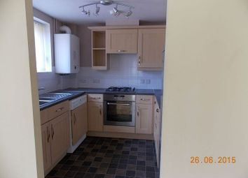 Thumbnail 2 bed flat to rent in Compair Crescent, Ipswich