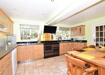 Thumbnail 5 bed detached house for sale in Setford Road, Lords Wood, Chatham, Kent