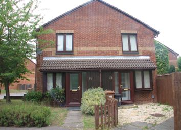 Thumbnail 1 bed semi-detached house to rent in Tudor Close, Hatfield