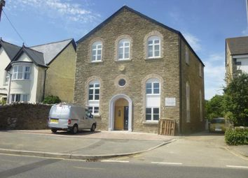 Thumbnail 2 bed flat for sale in 38 Liskeard Road, Callington, Cornwall