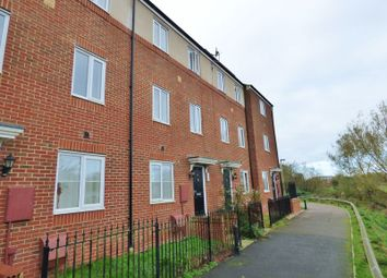 Thumbnail 4 bed town house for sale in Old Spot Walk, Longhorn Avenue, Gloucester