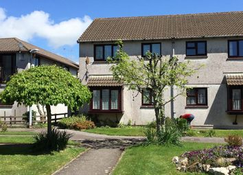 Thumbnail 1 bed end terrace house to rent in Polmear Court, Wadebridge