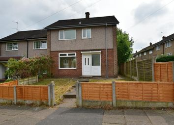 Thumbnail 2 bedroom end terrace house to rent in Lincoln Rise, Bredbury, Stockport