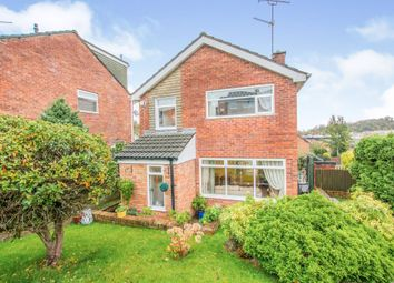Thumbnail 3 bed detached house for sale in Teasel Avenue, Penarth