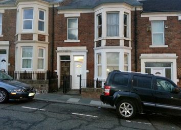 Thumbnail 2 bed flat to rent in Condercum Road, Newcastle Upon Tyne