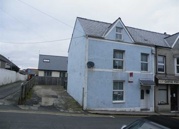 Thumbnail 5 bed semi-detached house for sale in Castle Street, Criccieth, Gwynedd
