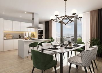 """Thumbnail 3 bedroom flat for sale in """"Shackleton House"""" at Christchurch Way, London"""