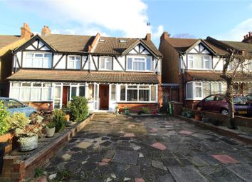 Thumbnail 4 bed semi-detached house for sale in Lavender Vale, Wallington