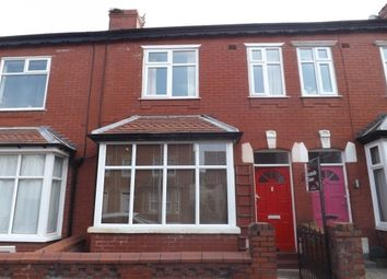 Thumbnail 2 bedroom terraced house to rent in Portland Road, Blackpool