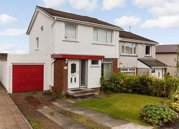Thumbnail 3 bed semi-detached house for sale in Heather Avenue, Barrhead, Glasgow