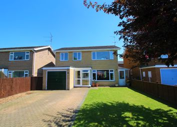 Thumbnail 4 bed detached house for sale in Helmsley Way, Spalding, Lincolnshire