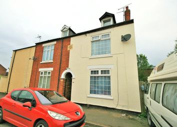 Thumbnail 3 bed end terrace house to rent in Alexandra Road, Grantham
