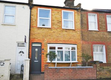 Thumbnail 3 bed terraced house for sale in Palestine Grove, Colliers Wood, London