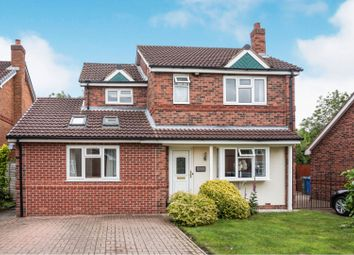 Thumbnail 4 bed detached house for sale in Oakwood Park, Pollington