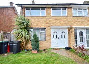 Thumbnail 3 bedroom end terrace house for sale in Cirrus Crescent, Gravesend