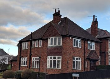 Thumbnail 4 bed detached house for sale in Kingsway Road, Leicester