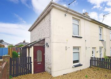 Thumbnail 2 bed semi-detached house for sale in St. Michaels Avenue, Haylands, Ryde, Isle Of Wight