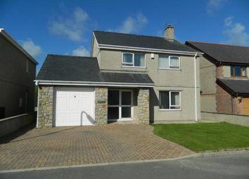 Thumbnail 3 bed detached house for sale in Ffordd Gwenllian, Nefyn, Gwynedd