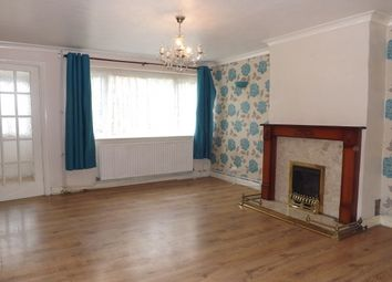 Thumbnail 3 bed property to rent in Brickly Road, Luton