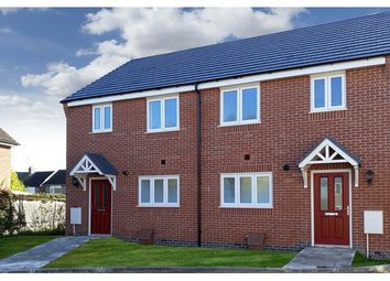 Thumbnail 3 bed semi-detached house for sale in 'poppyfields', Field Edge Drive, Barrow Upon Soar, Leicestershire