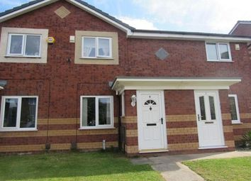 Thumbnail 2 bed town house to rent in Brocade Close, Salford