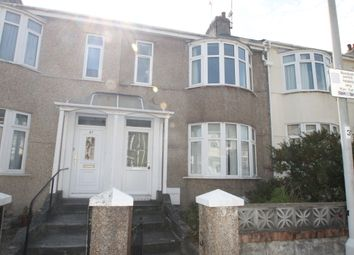 6 bed terraced house for sale in Ridge Park Avenue, Plymouth PL4