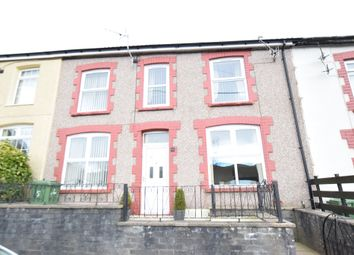Thumbnail 3 bed terraced house for sale in Gorse Terrace, Elliots Town, New Tredegar