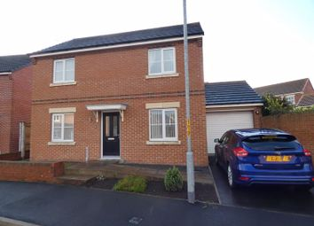 Thumbnail 3 bed detached house for sale in Lambley Crescent, Seaton Delaval, Whitley Bay